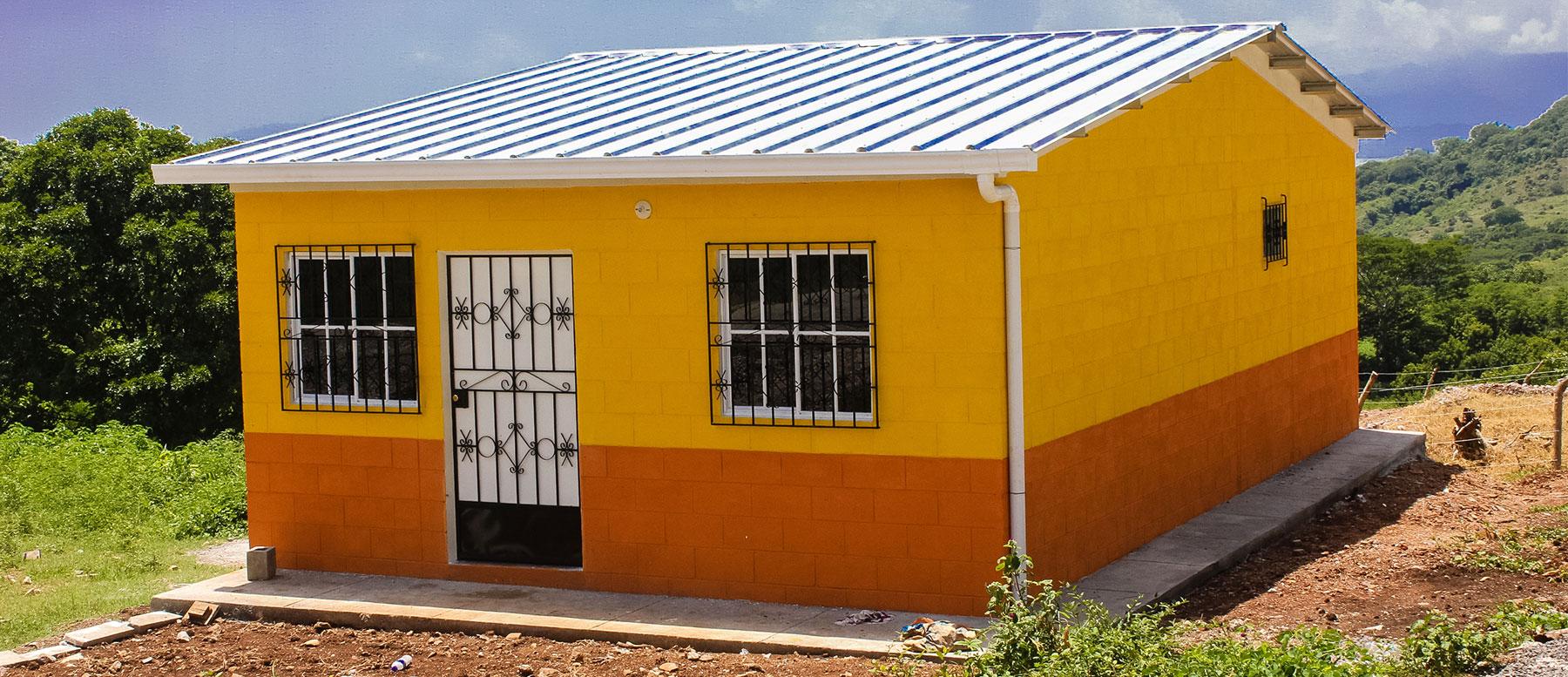 Solicitud de vivienda – HPH El Salvador